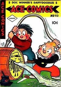 Cover Thumbnail for Ace Comics (David McKay, 1937 series) #113