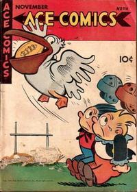 Cover Thumbnail for Ace Comics (David McKay, 1937 series) #116