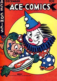 Cover Thumbnail for Ace Comics (David McKay, 1937 series) #117