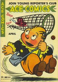 Cover Thumbnail for Ace Comics (David McKay, 1937 series) #121