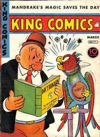 Cover Thumbnail for King Comics (David McKay, 1936 series) #71