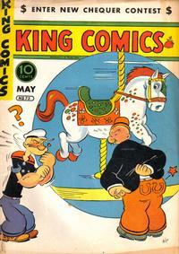 Cover Thumbnail for King Comics (David McKay, 1936 series) #73