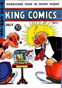 Cover Thumbnail for King Comics (David McKay, 1936 series) #75