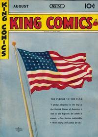 Cover Thumbnail for King Comics (David McKay, 1936 series) #76