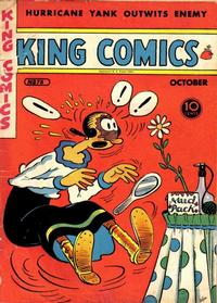 Cover Thumbnail for King Comics (David McKay, 1936 series) #78