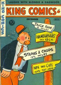 Cover Thumbnail for King Comics (David McKay, 1936 series) #80
