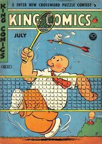 Cover Thumbnail for King Comics (David McKay, 1936 series) #87