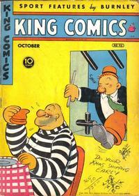 Cover Thumbnail for King Comics (David McKay, 1936 series) #90
