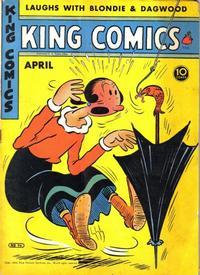 Cover Thumbnail for King Comics (David McKay, 1936 series) #96