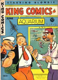 Cover Thumbnail for King Comics (David McKay, 1936 series) #98