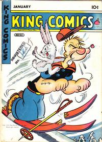 Cover Thumbnail for King Comics (David McKay, 1936 series) #105
