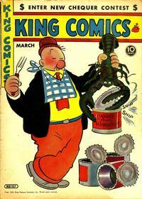 Cover Thumbnail for King Comics (David McKay, 1936 series) #107
