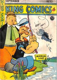 Cover for King Comics (David McKay, 1936 series) #113