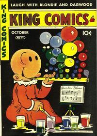 Cover for King Comics (David McKay, 1936 series) #114