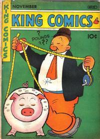 Cover Thumbnail for King Comics (David McKay, 1936 series) #115