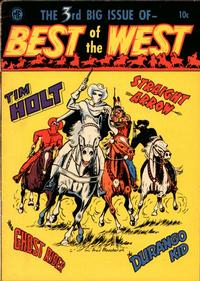 Cover Thumbnail for Best of the West (Magazine Enterprises, 1951 series) #3 [A-1 #52]