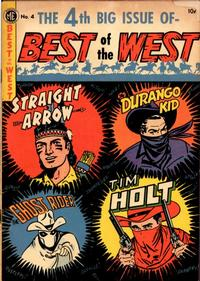 Cover Thumbnail for Best of the West (Magazine Enterprises, 1951 series) #4 [A-1 #59]