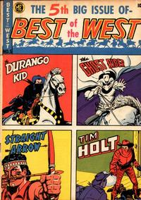 Cover Thumbnail for Best of the West (Magazine Enterprises, 1951 series) #5 [A-1 #66]