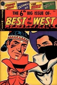 Cover Thumbnail for Best of the West (Magazine Enterprises, 1951 series) #6 [A-1 #70]
