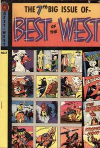 Cover Thumbnail for Best of the West (Magazine Enterprises, 1951 series) #7 [A-1 #76]