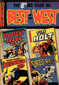 Cover Thumbnail for Best of the West (Magazine Enterprises, 1951 series) #8 [A-1 #81]