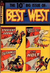 Cover Thumbnail for Best of the West (Magazine Enterprises, 1951 series) #10 [A-1 #87]