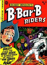 Cover Thumbnail for Bobby Benson's B-Bar-B Riders (Magazine Enterprises, 1950 series) #15