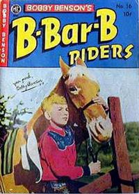 Cover Thumbnail for Bobby Benson's B-Bar-B Riders (Magazine Enterprises, 1950 series) #16