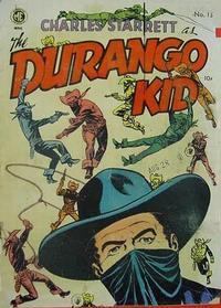 Cover Thumbnail for Charles Starrett as the Durango Kid (Magazine Enterprises, 1949 series) #13