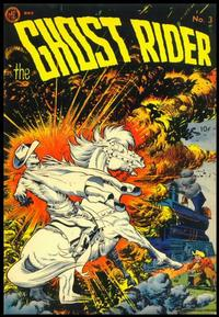 Cover Thumbnail for The Ghost Rider (Magazine Enterprises, 1950 series) #3 [A-1 No. 31]