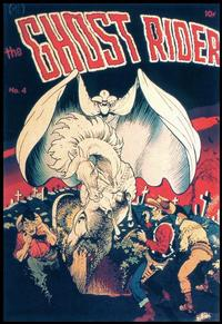 Cover Thumbnail for The Ghost Rider (Magazine Enterprises, 1950 series) #4 [A-1 No. 34]