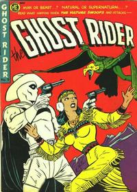 Cover Thumbnail for The Ghost Rider (Magazine Enterprises, 1950 series) #9 [A-1 #67]