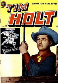 Cover Thumbnail for Tim Holt (Magazine Enterprises, 1948 series) #18