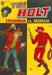 Cover Thumbnail for Tim Holt (Magazine Enterprises, 1948 series) #27