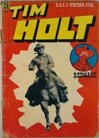 Cover Thumbnail for Tim Holt (Magazine Enterprises, 1948 series) #29