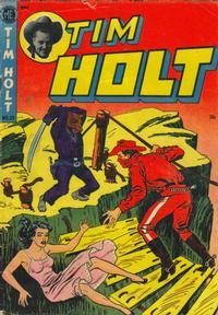 Cover Thumbnail for Tim Holt (Magazine Enterprises, 1948 series) #35