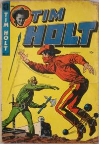 Cover Thumbnail for Tim Holt (Magazine Enterprises, 1948 series) #37