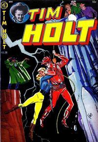 Cover Thumbnail for Tim Holt (Magazine Enterprises, 1948 series) #38