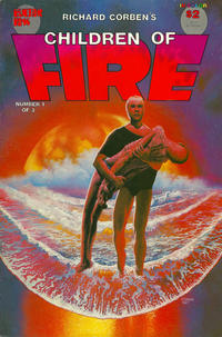 Cover Thumbnail for Children of Fire (Fantagor Press, 1987 series) #1