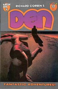Cover Thumbnail for Den (Fantagor Press, 1988 series) #9
