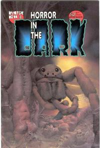 Cover Thumbnail for Horror in the Dark (Fantagor Press, 1991 series) #4