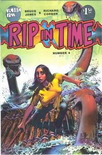 Cover Thumbnail for Rip in Time (Fantagor Press, 1986 series) #4
