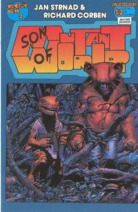 Cover Thumbnail for Son of Mutant World (Fantagor Press, 1990 series) #2