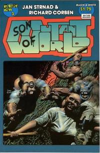 Cover Thumbnail for Son of Mutant World (Fantagor Press, 1990 series) #3