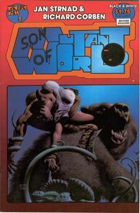 Cover Thumbnail for Son of Mutant World (Fantagor Press, 1990 series) #5