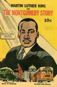 Cover Thumbnail for Martin Luther King and the Montgomery Story (Fellowship of Reconciliation, 1958 series)