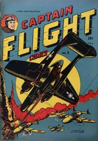 Cover Thumbnail for Captain Flight Comics (Four Star Publications, 1944 series) #9