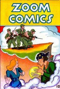 Cover Thumbnail for Zoom Comics (Carlton Publishing Corp., 1945 series) #[nn]