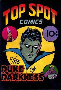 Cover Thumbnail for Top Spot Comics (Gerona; Top Spot Publishing Co., 1945 series) #1