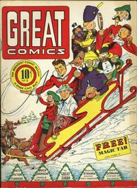 Cover Thumbnail for Great Comics (Great Comics Publications, 1941 series) #2
